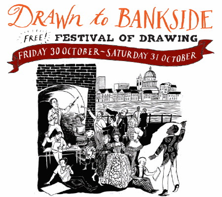 Drawn to Bankside at Bankside Gallery