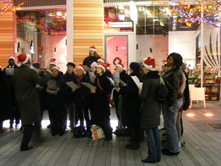 Sing Christmas at Bankside Mix