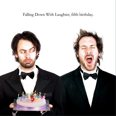 Falling Down With Laughter's 5th Birthday Show at