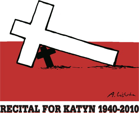 Recital for Katyn 1940-2010 at