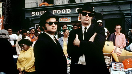 Blues Brothers at Roxy Bar & Screen