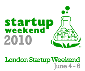 London Startup Weekend at