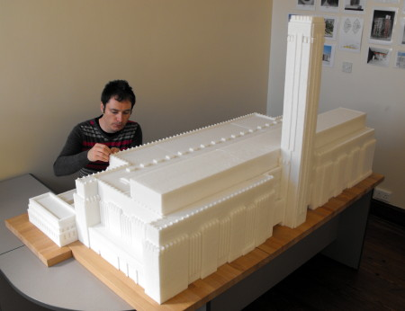 Neo Bankside and Tate Modern: Sculpted in Sugar at Neo Bankside