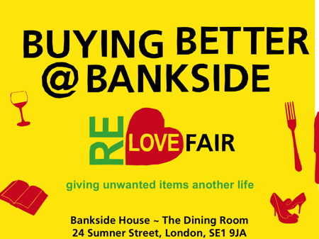 ReLove Fair at Bankside House
