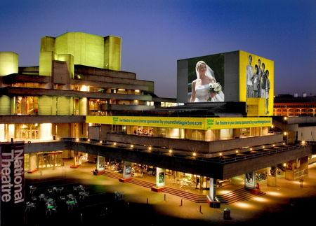 Aviva Big Picture Pop Up Studio at National Theatre