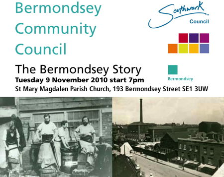Bermondsey Community Council at St Mary Magdalen