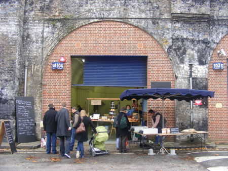 Food Warehouse November Open Day at 104 Druid Street