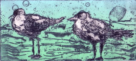 Greenwich Printmakers at