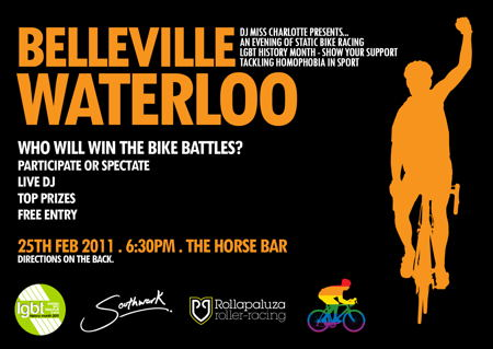 Belleville Waterloo at