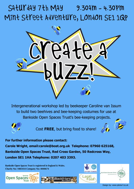 Create a Buzz! at