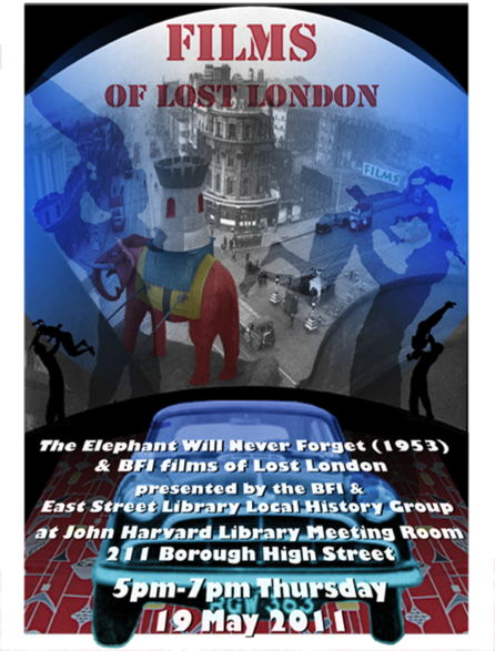 Films of Lost London at