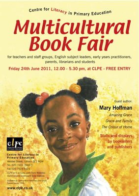 Multicultural Book Fair at Centre for Literacy in Primary Education