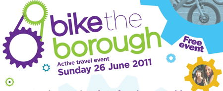 Bike the Borough at Archbishop's Park