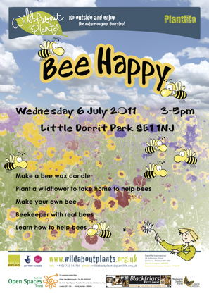 Bee Happy at