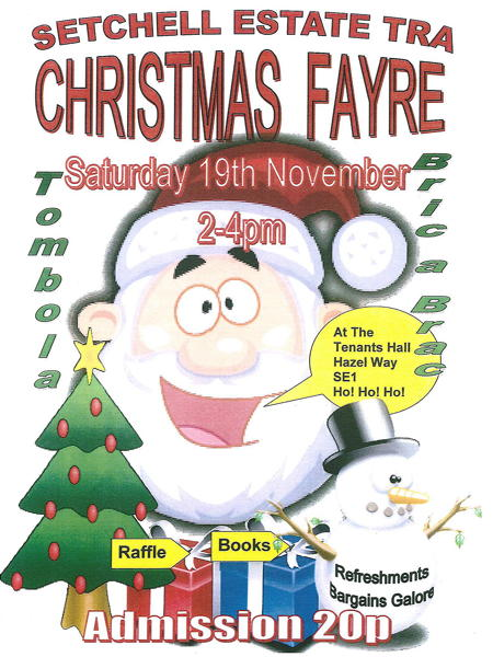 Christmas Fair at