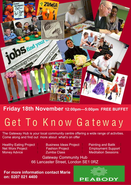 Get to Know Gateway at Gateway Centre