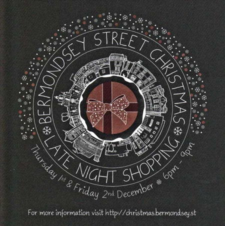 Bermondsey Street Christmas at