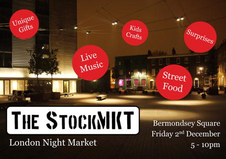 The StockMKT at Bermondsey Square
