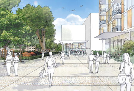Leisure Centre Redevelopment Public Consultation at