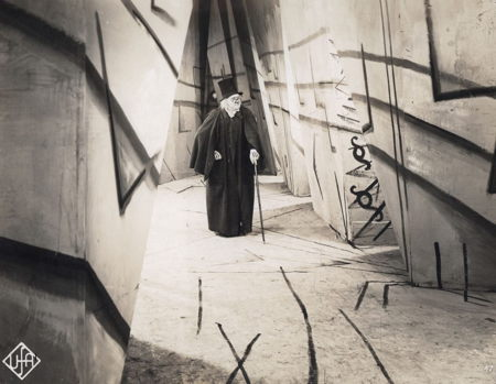 The Cabinet of Dr Caligari at