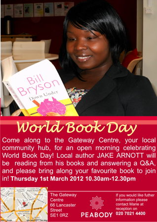 World Book Day Open Morning at