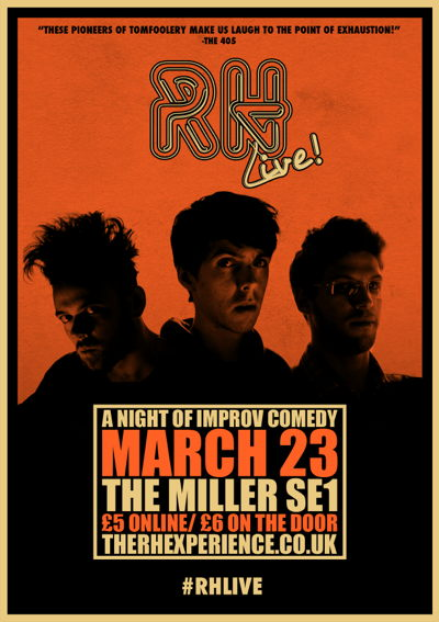 RH:LIVE at The Miller