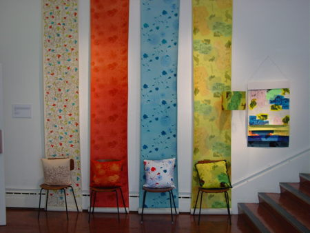 Made 2012 Part 1: Textiles at Morley College