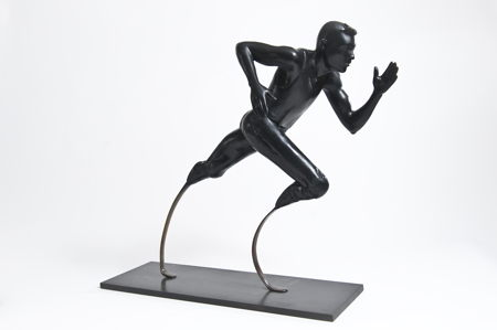Sculpture and Sport at gallery@oxo