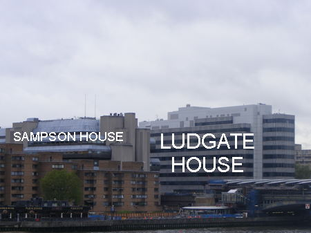 Ludgate House & Sampson House Public Exhibition at Bankside Community Space
