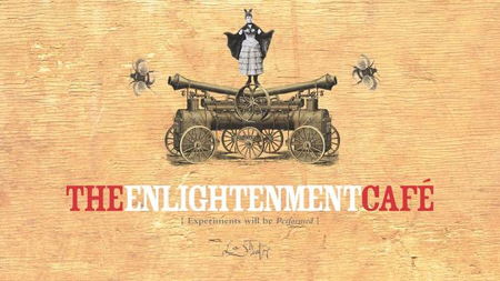 The Enlightenment Cafe at The Vaults