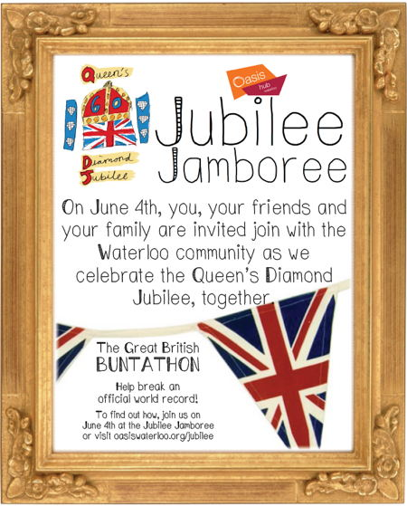 Jubilee Jamboree at Waterloo Millennium Green