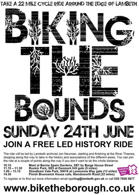 Biking the Bounds at