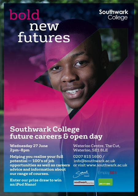 Future careers & open day at