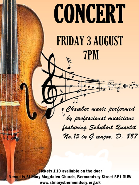 Chamber Music Concert at