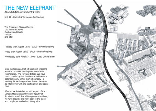 The New Elephant at Crossway Christian Centre