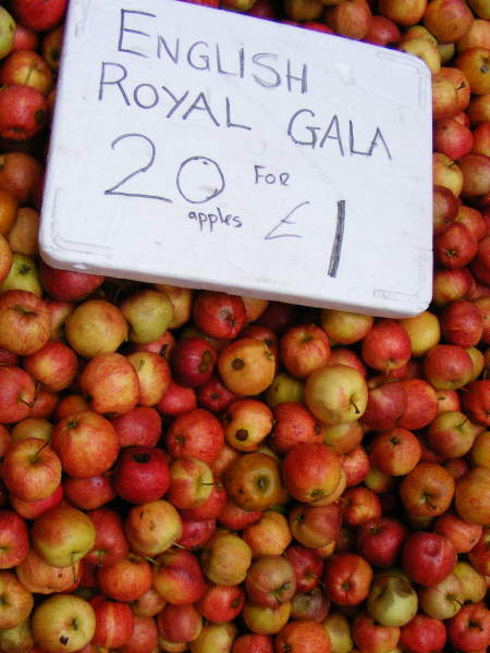 Apple Day at
