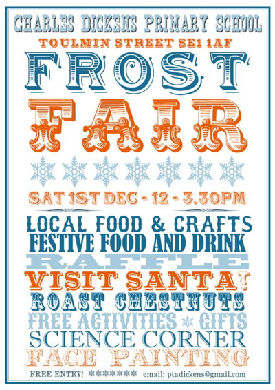Frost Fair at