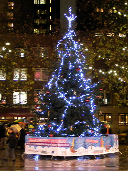 Tree Lights Switch-on at