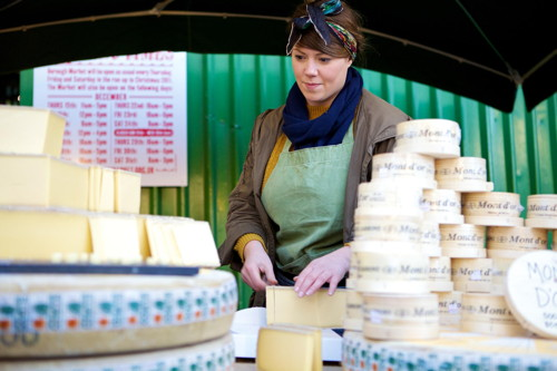 An Evening of Cheese at Borough Market