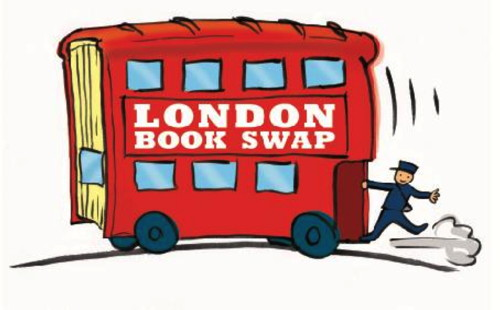 London Children's Bookswap at Unicorn Theatre