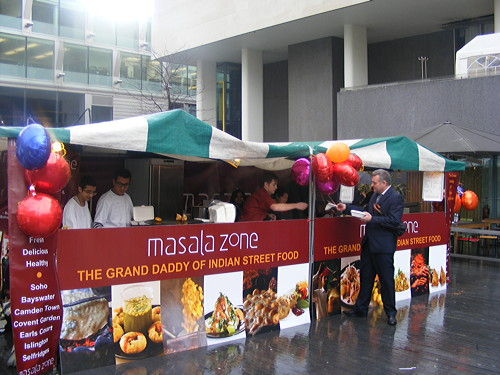 Flavours of India at Southbank Centre Square