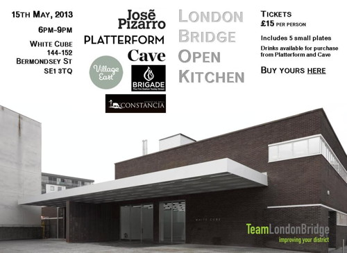 London Bridge Open Kitchen at