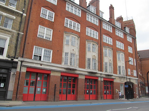 Public Meeting on Fire Service Cuts in Southwark at