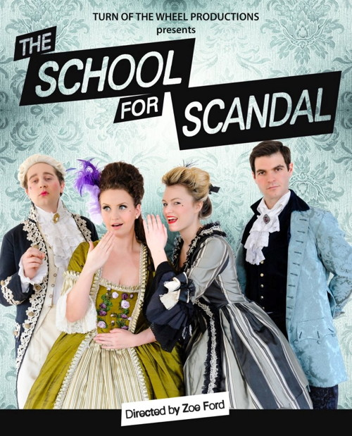 The School for Scandal at Waterloo East Theatre