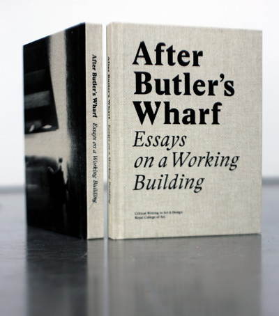 After Butler's Wharf book launch at