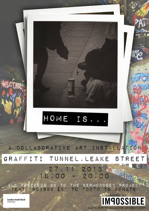 Home Is... at Leake Street