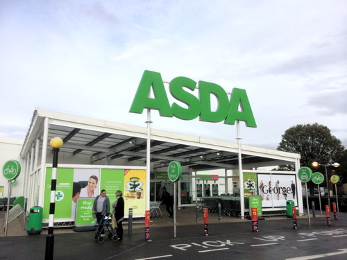 Asda Old Kent Road London Se1