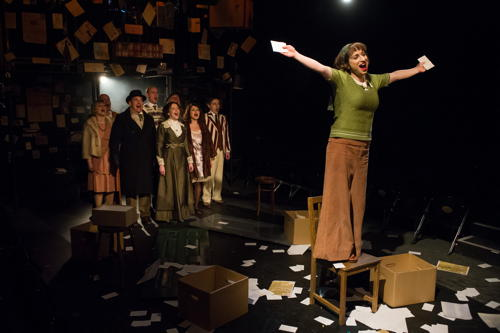 The A-Z of Mrs P at Southwark Playhouse
