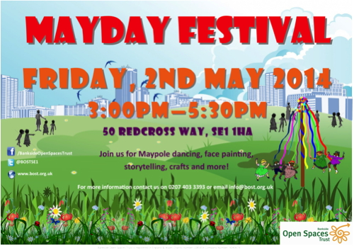 May Day Festival at