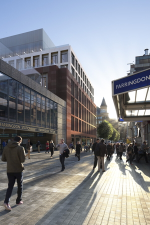 Crossrail Places & Spaces at City Hall